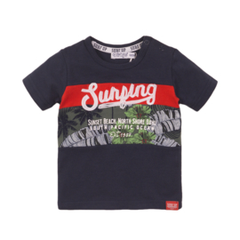 Dirkje - T-Shirt Navy