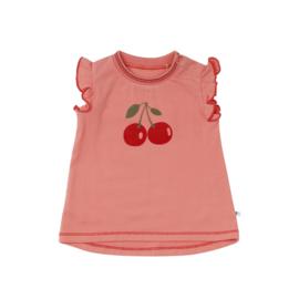 Ducky  Beau - T-Shirt/Top Shell Pink