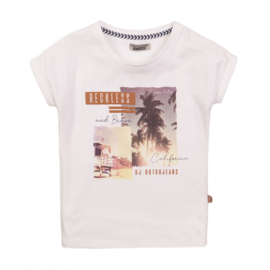 DJ Dutchjeans - T-Shirt White