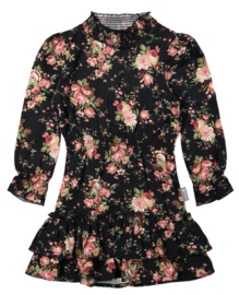 Vinrose - Dress Black