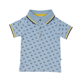 Ducky Beau - Polo Little Rhino Pattern