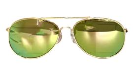 Quapi - Zonnebril Gold Green