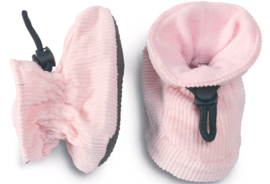 Melton - Slofjes roze