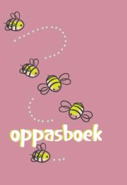 Boeken - Oppasboek Indian Roze