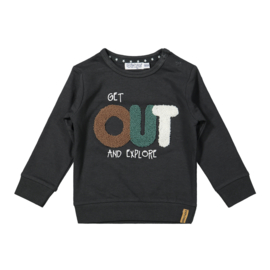 Dirkje - Sweater Anthracite