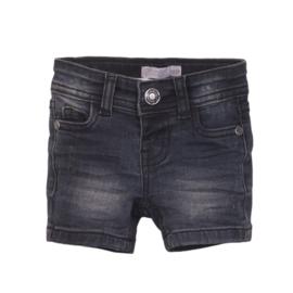 Dirkje - Jeans Short Dark Grey