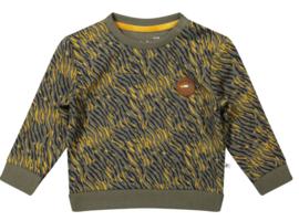 Ducky Beau - Sweater Wild Pattern