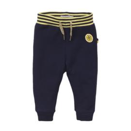 Dirkje - Broek Navy + Yellow