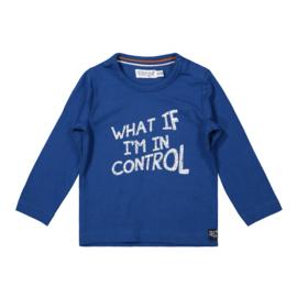 Dirkje - Shirt Mid Blue