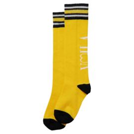 Quapi - Sokken/Kousen Yellow