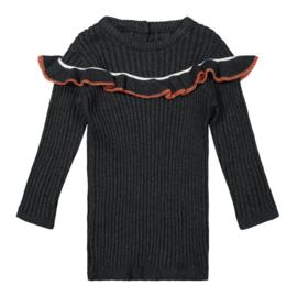 Dirkje - Dress Dark Grey