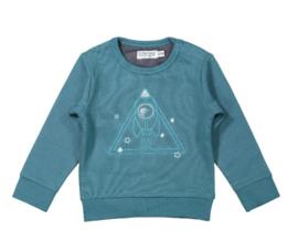 Dirkje - Sweater Dusty Blue