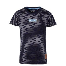 Quapi - T-Shirt Faik Navy