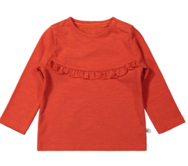 Ducky Beau - Shirt Red Clay