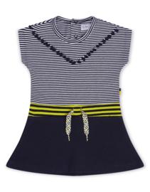 Dirkje - Jurkje Navy + Stripe