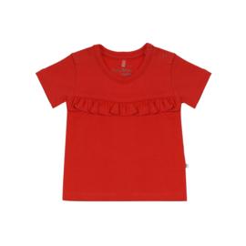 Ducky Beau - T-Shirt Hibiscus