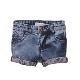 Dirkje - Short Jeans Blue