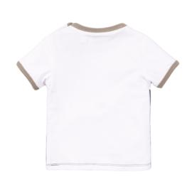 Dirkje - T-Shirt White