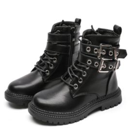 Rock And Joy Boots Black