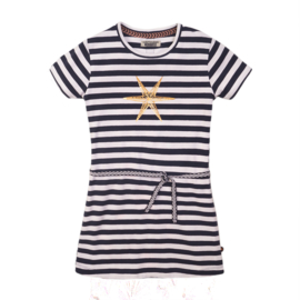 DJ Dutchjeans - Dress Navy Striper