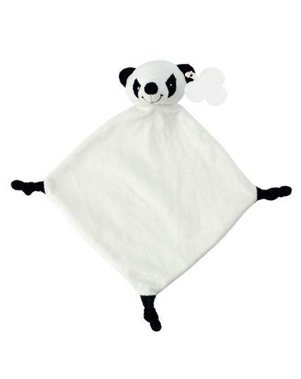 Knuffeldoekje - Panda