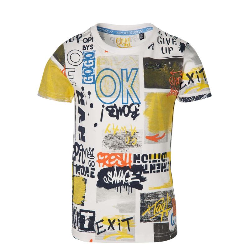 Quapi - T-Shirt Faiko