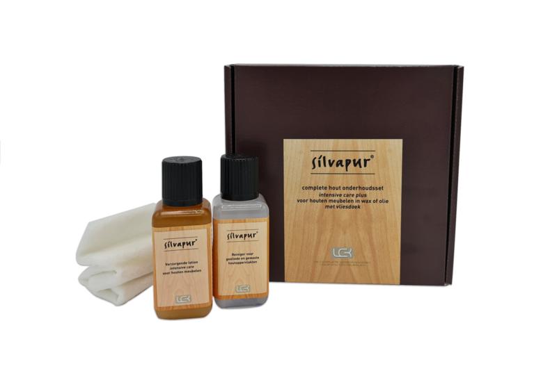 "Silvapur® complete care set ""intensive care"" (with fleece)"