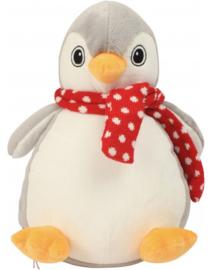 Knuffel Pinguin met geborduurde naam