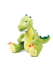 Knuffel Dino met geborduurde naam