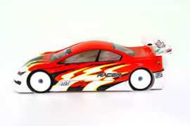 Mon-Tech Racer Touring Electric Car Clear Body 190mm ( MB-017-008 )