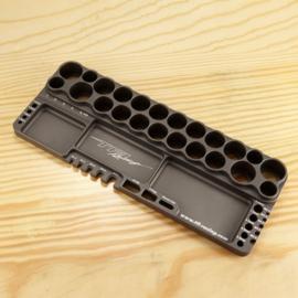TFL Werkzeugstand mit Löthilfe und Messlehre (tt1614)