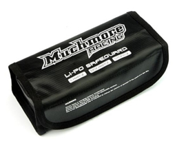 Muchmore Fireproof Safety Bag 2 (LiPo & LiFe) (#MR-FSB2)