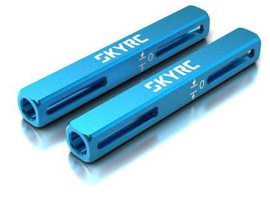 SkyRC Chassis Drop Block Blue (SK600069-14)