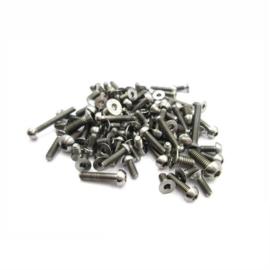 RC MAKER Titanium Screw Set for Awesomatix A800X/EVO ( RCM-TS)