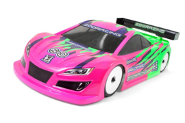 Zoo-Racing PreoPard 1:10 Touring Car Clear Body - 0.5mm LIGHTWEIGHT(ZR-0002-05)