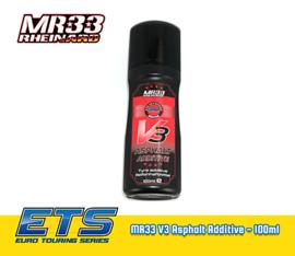 MR33 V3 Asphalt ETS Approved Tire Additive (100ml)( #MR33-0003)