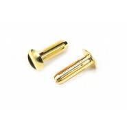 AM-701011 Low Profile 4mm connector 24K (2)