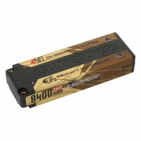 Sunpadow LiPo Akku 8400mAh 120C/60C 2s Competition 4mm plug (   SU684064 )