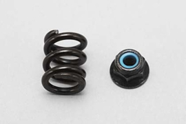 YZ-2 Slipper Spring/Nut(#B2-670S)