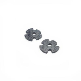 RC MAKER GeoCarbon Heavy Duty Cam Steering Limiters for A800X ( RCM-HDCSL)