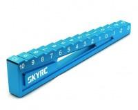 SkyRC Chassis Droop Gauge Blue (SK600069-18)
