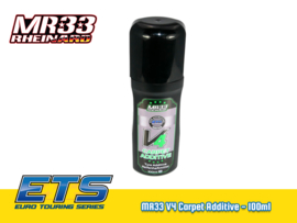 MR33 V4 Carpet ETS Approved Tire Additive (100ml)(#MR33-0004)