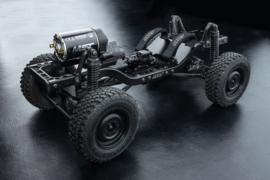 MST CFX 4WD Crawler KIT front motor wheel base 242/252/267mm (MST532148)