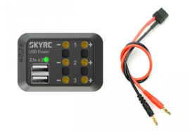 SkyRC Power Disibutor with Banana Plug (   SK600114-01)