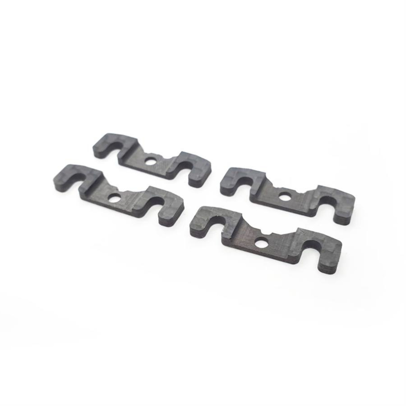 RC MAKER Roll Centre Shim Plate Set 2mm for Awesomatix (LA Arms)