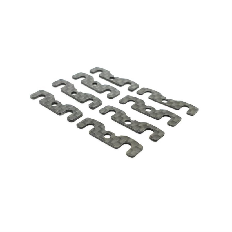 RC MAKER Roll Centre Shim Plate Set for Awesomatix (LA Arms)(RCM-ARCS)