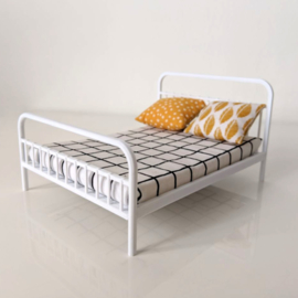 Wire bed I double