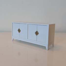 Dressoir diamant