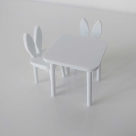 Children's furniture set rabbit