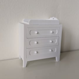 Changing table IV